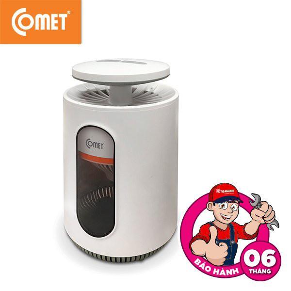 ĐÈN DIỆT MUỖI COMET CM068 công suất 4W, có quạt hút muỗi, có lưới điện diệt muỗi