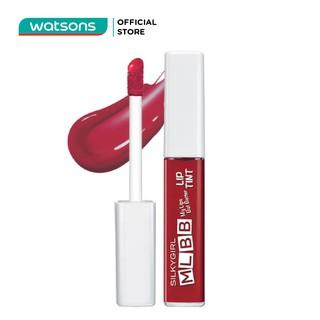 Son Tint Silkygirl MLBB Lip Tint 4.5g . 05 Scarlet Đỏ Tươi