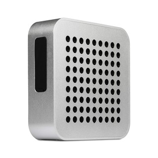 [Mã ELFLASH5 giảm 20K đơn 50K] Loa Bluetooth Silver Crest vỏ nhôm nguyên khối kháng mưa cao cấp (nội địa germany)