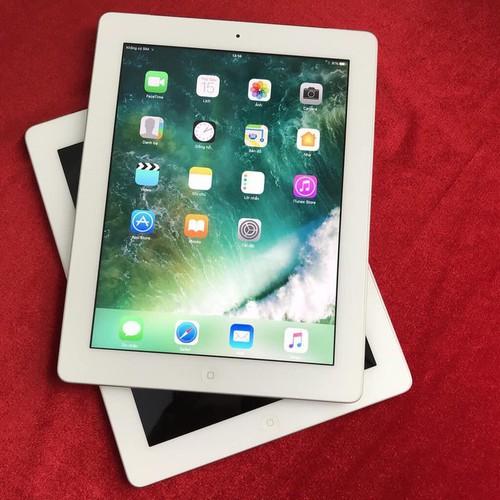 Máy Tính Bảng iPad 2 - iPad 4 (Wifi + 3G) Chính Hãng - Cài được Zoom học online. Zin Đẹp 99%