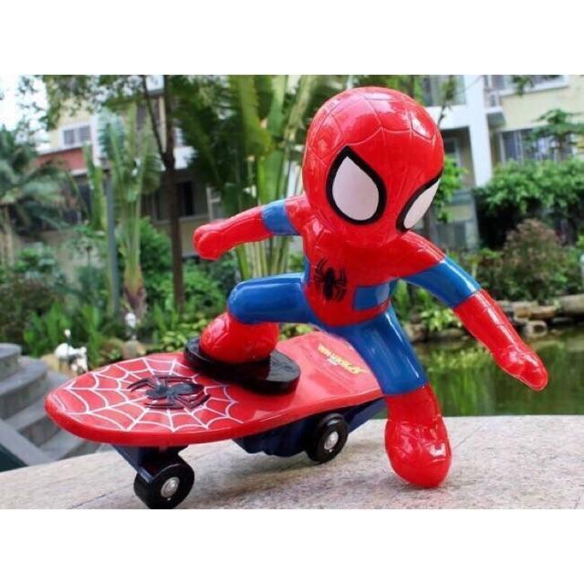 Đồ chơi người nhện trượt ván cho bé - 2778045 , 1166038590 , 322_1166038590 , 99000 , Do-choi-nguoi-nhen-truot-van-cho-be-322_1166038590 , shopee.vn , Đồ chơi người nhện trượt ván cho bé