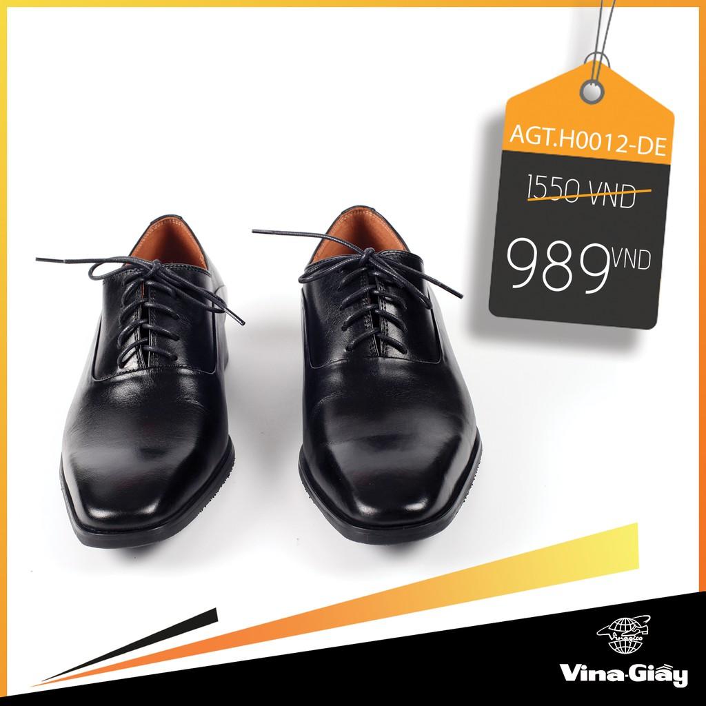 Giày tây nam Vina-Giầy AGT.H0012-DE