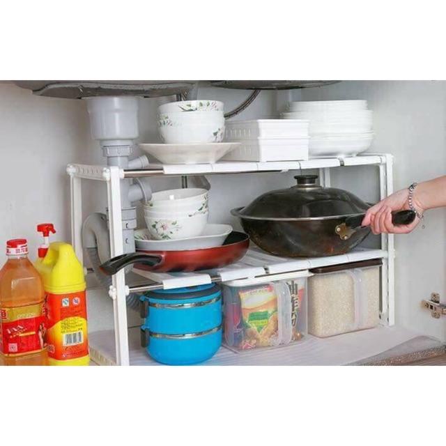 Kệ gầm nhà bếp đa năng - 9958072 , 873759262 , 322_873759262 , 99000 , Ke-gam-nha-bep-da-nang-322_873759262 , shopee.vn , Kệ gầm nhà bếp đa năng