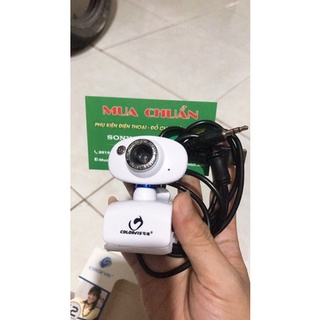 ( học online) Webcam colorvis sử dụng học trực tuyến có dây cổng usb tự nhận không cần drive. thumbnail