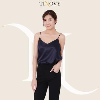 Áo 2 dây cho nữ thời trang công sở hiện đại TINOVY HD01 thumbnail