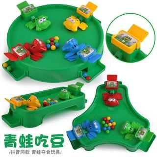 trò chơi cho bé ếch săn mồi T300