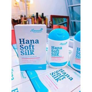 [CHÍNH HÃNG] Dung Dịch Vệ Sinh Phụ Nữ Hana Soft Silk Hanayuki 1