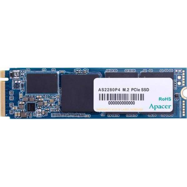 Ổ CỨNG SSD APACER AS2280P4 240GB NVME M.2 2280 PCIE NAND TLC (AP240GAS2280P4-1)