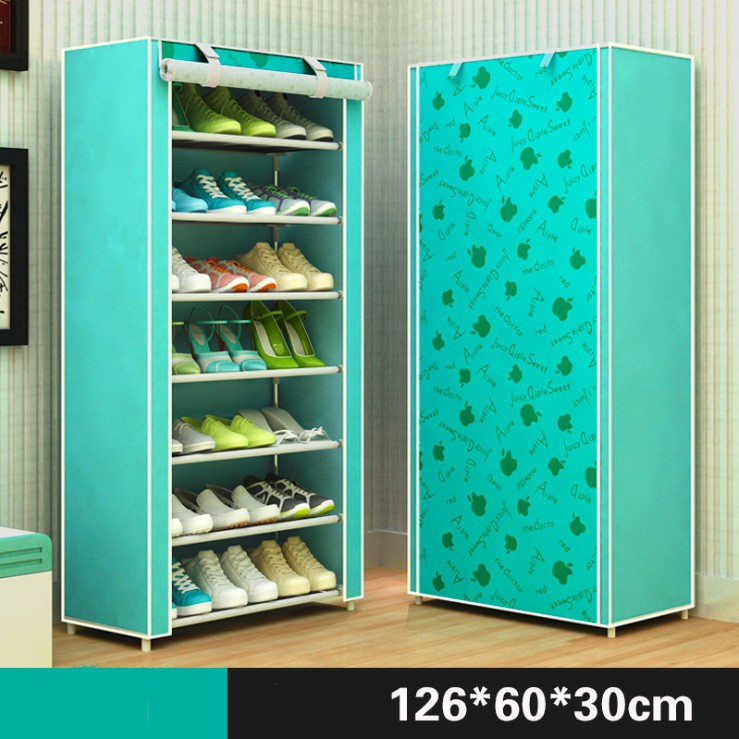 Tủ đựng giày dép 7 tầng hoa văn AK8 (màu ngẫu nhiên) - 10062308 , 717750407 , 322_717750407 , 129000 , Tu-dung-giay-dep-7-tang-hoa-van-AK8-mau-ngau-nhien-322_717750407 , shopee.vn , Tủ đựng giày dép 7 tầng hoa văn AK8 (màu ngẫu nhiên)