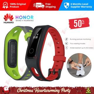 Vòng Đeo Tay Thông Minh Huawei Honor Band 4 Running Edition Theo Dõi Sức Khỏe Quốc Tế