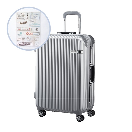 Lock&Lock - Vali khóa TSA dòng Luxury 24 Inch [LTZ992S]