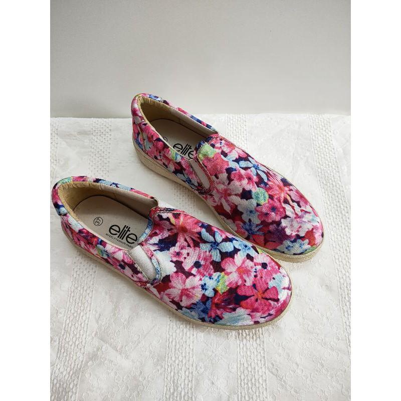 Xả hàng giày VNXK -Giày nữ đế bệt size 37