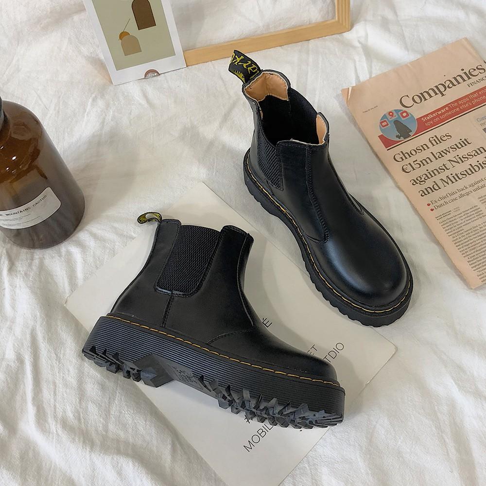Giày bốt cao cấp thời trang sành điệu dành cho nữ