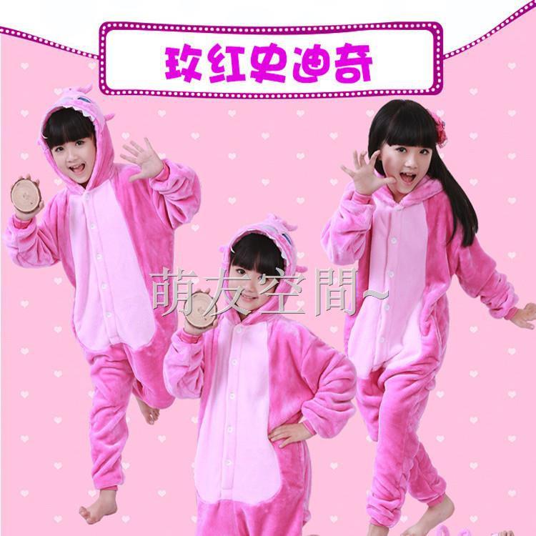 Đồ Ngủ Pajamas Hoạ Tiết Hoạt Hình Cho Bé