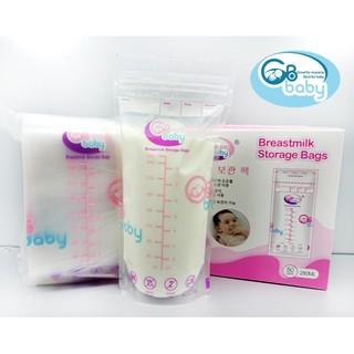 Túi Trữ Sữa Shinmom 250ml/150ml/100ml + Túi Trữ Sữa GB-Baby 250ml/200ml/100ml