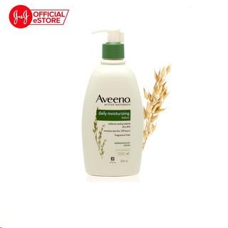 [Mã FMCGM8 giảm 8% đơn 300k tối đa 70k] Sữa dưỡng thể Aveeno giữ ẩm hàng ngày 354ml - 101016748 thumbnail