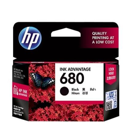 MỰC HP 680 BLACK FOR HP 1115/2135/3635/3835/4535/4675