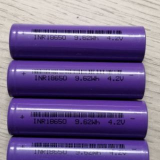 Pin Cell Pin 18650-4000mah 4.2V Hàng nhập khẩu