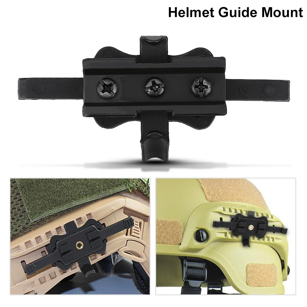 Cameras Quick Release Rail Adapter Mount for Fast Helmets for Contour Camera