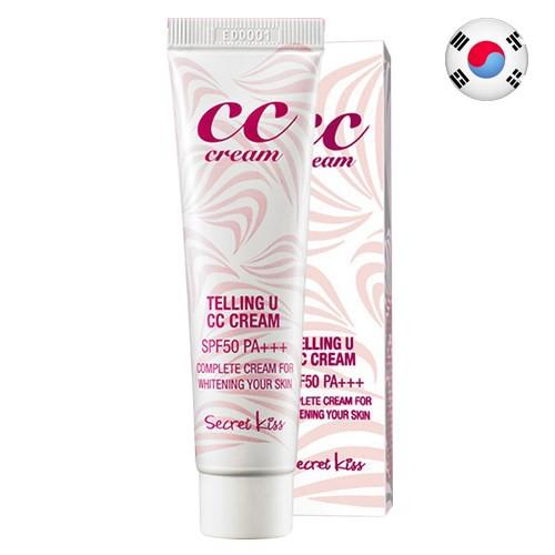 Kem trang điểm Secret Key Telling U CC Cream 30ml