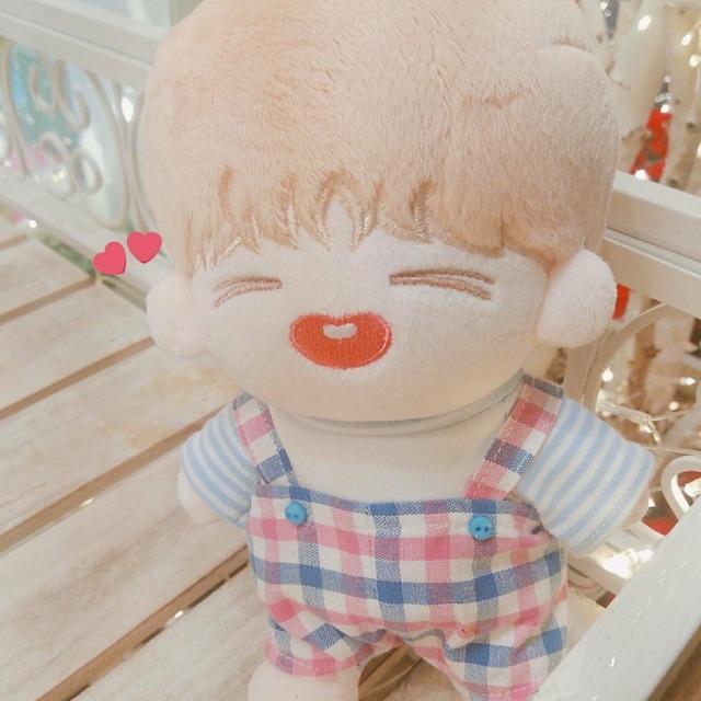 Doll BTS Peachhope