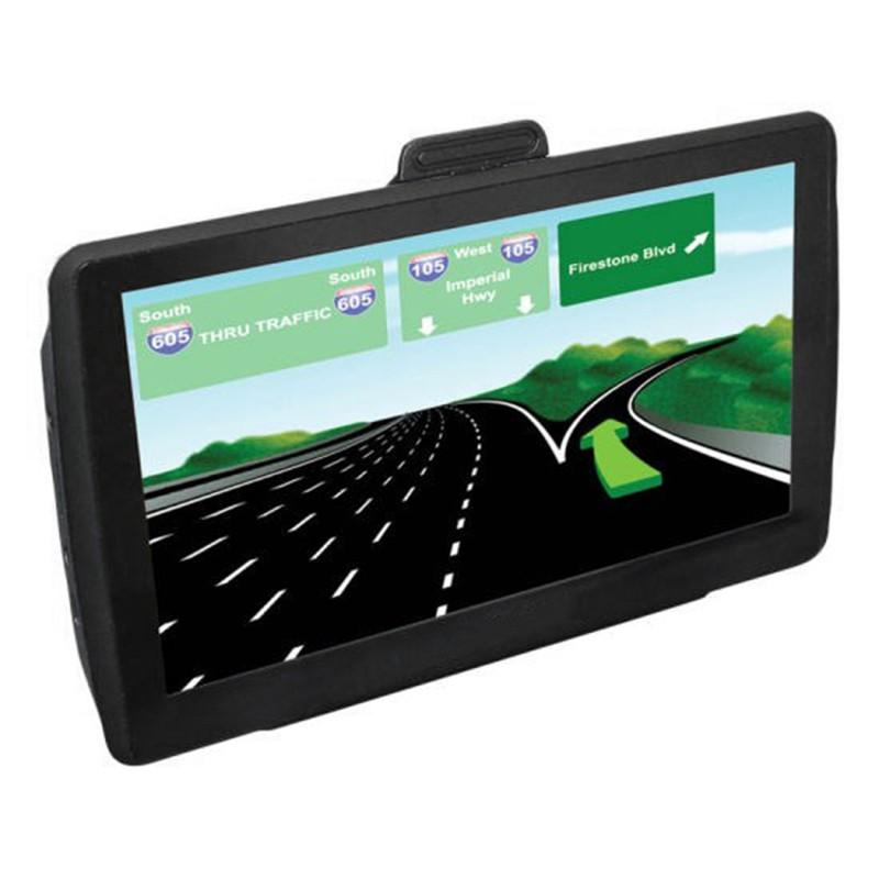 C800 HUD Head-Up Display OBD2 Multi-Function Car GPS HUD Auto