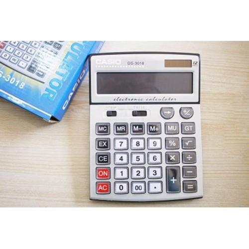 Máy tính Casio DS 3018 loại lớn giá rẻ - 3093578 , 1303749074 , 322_1303749074 , 149000 , May-tinh-Casio-DS-3018-loai-lon-gia-re-322_1303749074 , shopee.vn , Máy tính Casio DS 3018 loại lớn giá rẻ