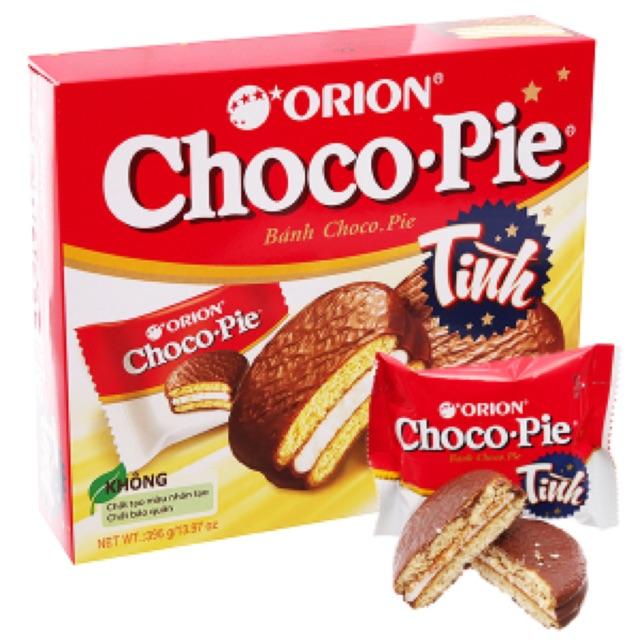 Bánh Choco-pie hộp 396g (12 cái) HSD 1 năm )