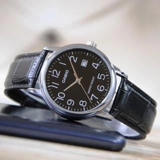 Đồng hồ nam Casio Anh Khuê MTP-V002L-1BUDF
