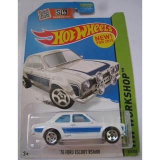 Xe mô hình Hot Wheels '70 Ford Escort RS1600 CFL30