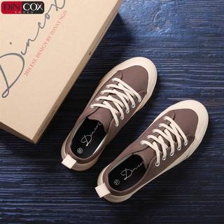Giày Sneaker Dincox C20 Chocolate Nữ Tính Sang Trọng