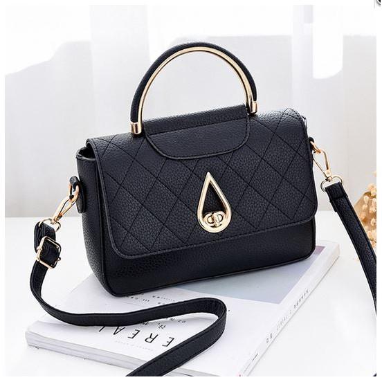Túi xách đeo chéo nữ khóa giọt lệ MS7 - màu đen - 3448248 , 794494247 , 322_794494247 , 90000 , Tui-xach-deo-cheo-nu-khoa-giot-le-MS7-mau-den-322_794494247 , shopee.vn , Túi xách đeo chéo nữ khóa giọt lệ MS7 - màu đen