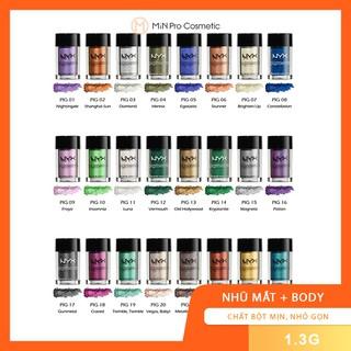 Nhũ bắt sáng Nyx pigments henna - nhũ mịn thumbnail