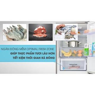 Tủ lạnh Samsung inverter 276 lít RB27N4010DX/SV.