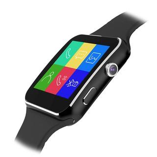 Đồng Hồ Thông Minh X6 Kết Nối Bluetooth Hỗ Trợ Thẻ Nhớ Tf