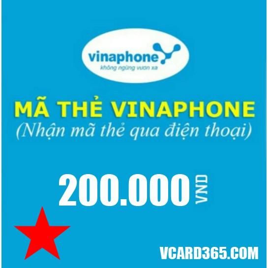 Thẻ điện thoại Vinaphone 200k - 3428828 , 742736037 , 322_742736037 , 200000 , The-dien-thoai-Vinaphone-200k-322_742736037 , shopee.vn , Thẻ điện thoại Vinaphone 200k