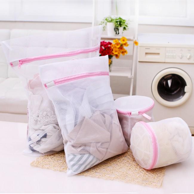 Túi Lưới Giặt Đựng Quần Áo, Đồ Lót Trong Máy Giặt - Túi Giặt Bảo Quản Quần Áo