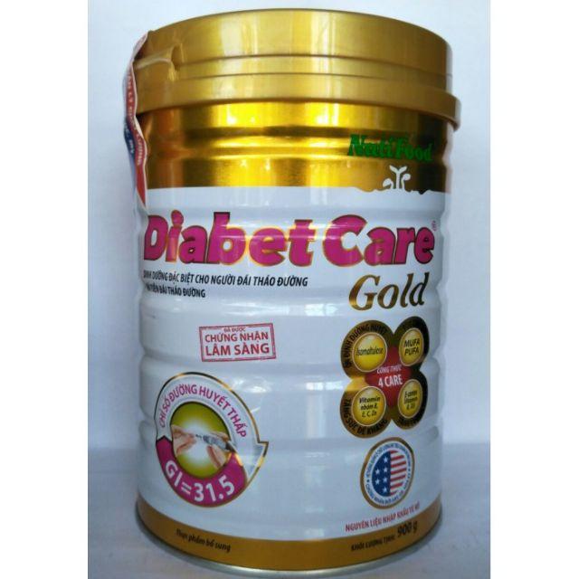 Sữa bột Nutifood Diabetcare Gold 900g (date 4/2020)