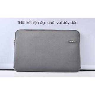 Túi chống sốc Laptop 15.6 WIWU bo góc