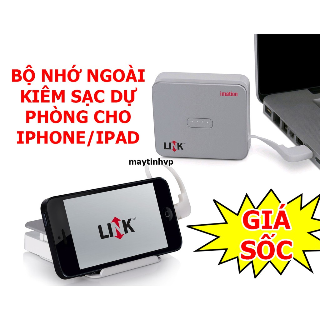 Combo 10 Adapter Imation cho IPhone