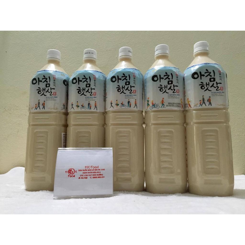 Nước gạo rang Hàn quốc Woongjin 1,5 lít combo 5 chai - 2893154 , 318655712 , 322_318655712 , 225000 , Nuoc-gao-rang-Han-quoc-Woongjin-15-lit-combo-5-chai-322_318655712 , shopee.vn , Nước gạo rang Hàn quốc Woongjin 1,5 lít combo 5 chai