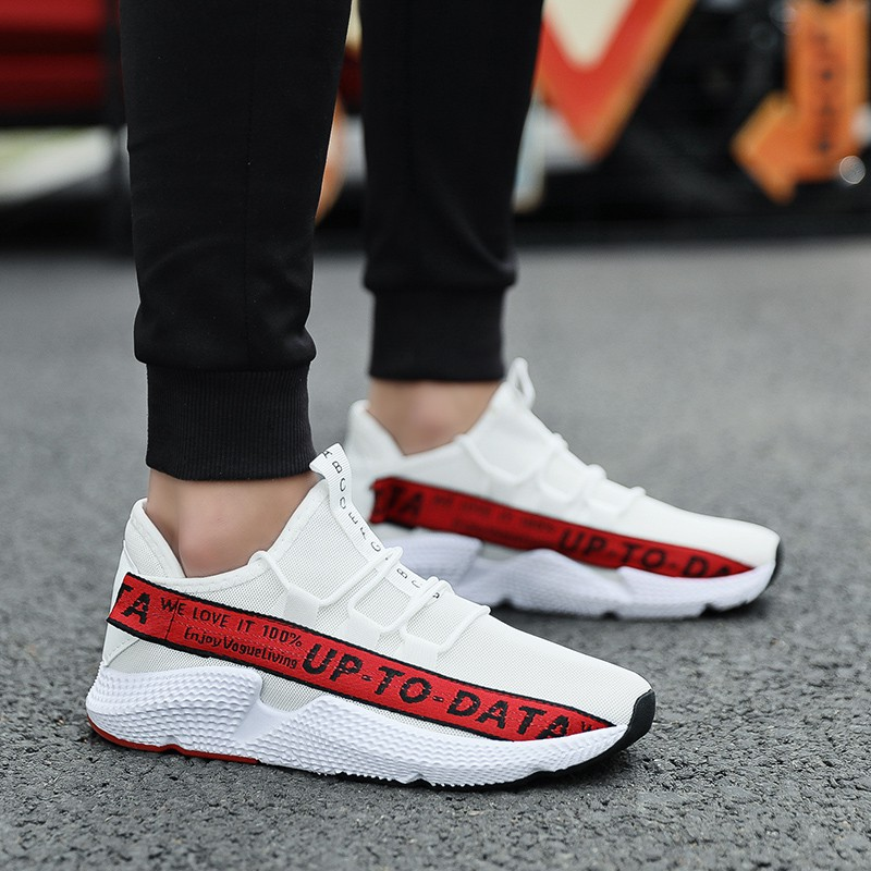 Giày thể thao nam OFF-WHITE đen-trắng