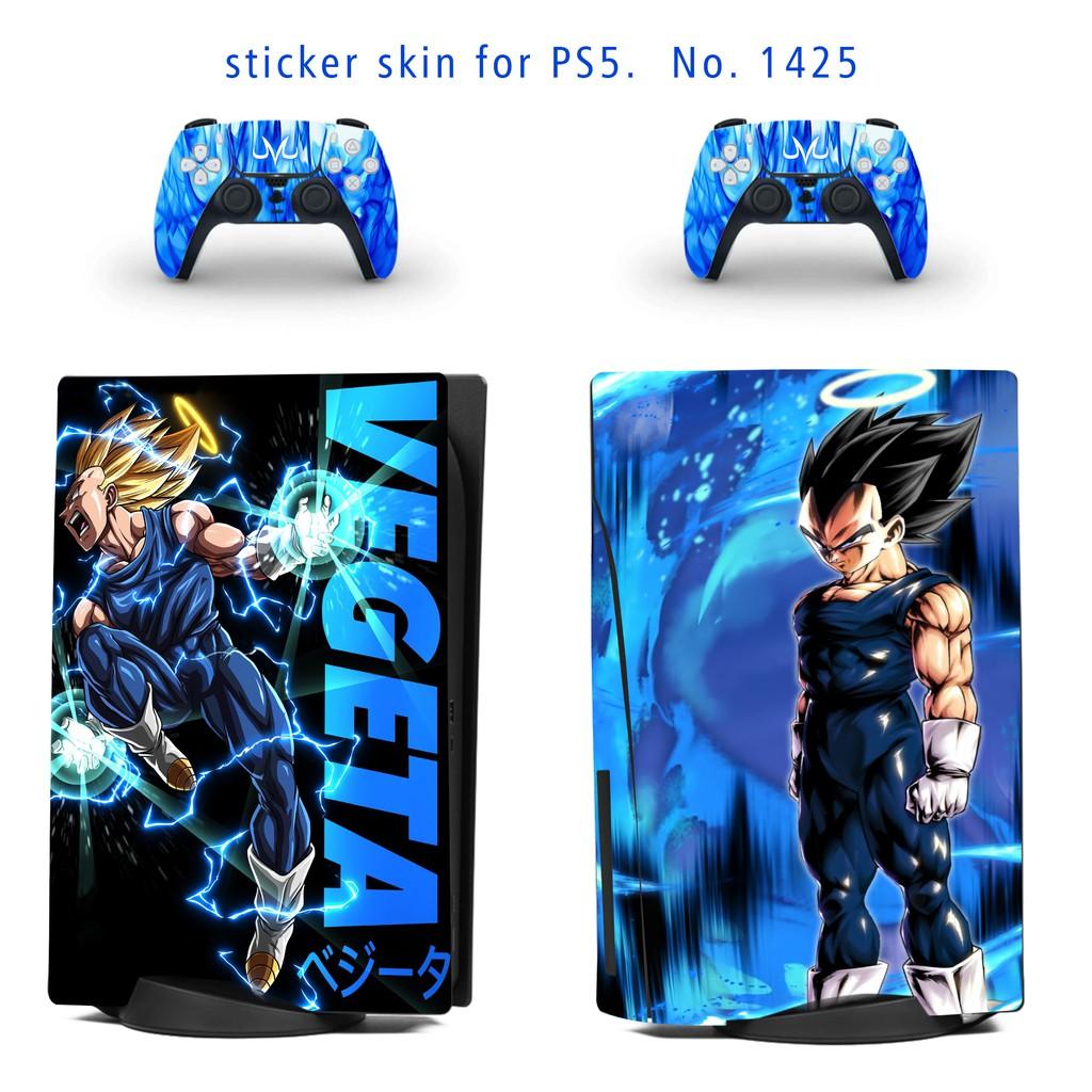 [PS5] Miếng dán bảo vệ và trang trí máy game PS5 skin