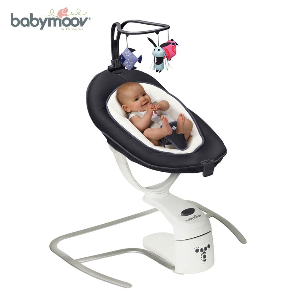 Ghế rung đa chiều Babymoov
