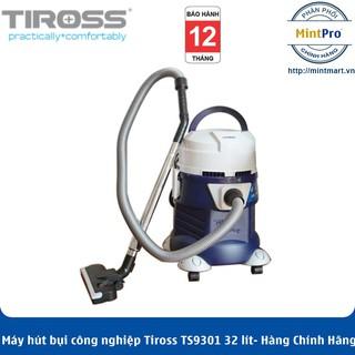 Máy hút bụi công nghiệp Tiross TS9301 32 lít – Hàng Chính Hãng