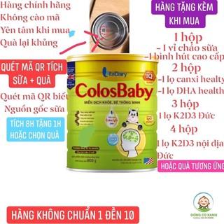 Sữa Bột Colosbaby IQ 800g IGG1000 các số thumbnail