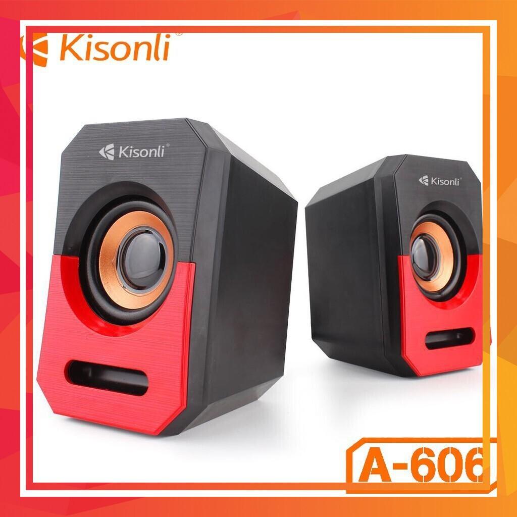 [NEW] Sản phẩm loa nghe nhạc 2.0 Kisonli A-606