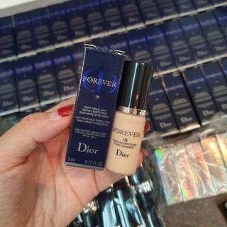 [ Minisize 5ml ] Kem nền Dior Forever thumbnail