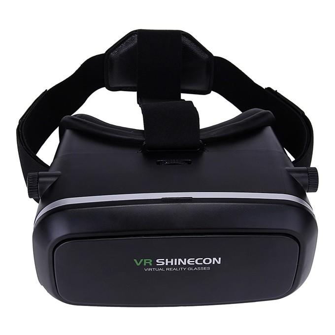Kính thực tế ảo VR - Shinecon (Đen) -dc1243