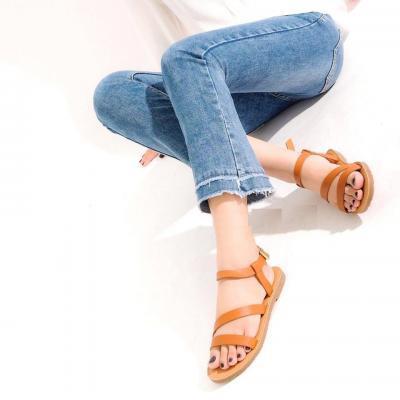 Giày SD quai ngang chéo cổ chân 1 dây